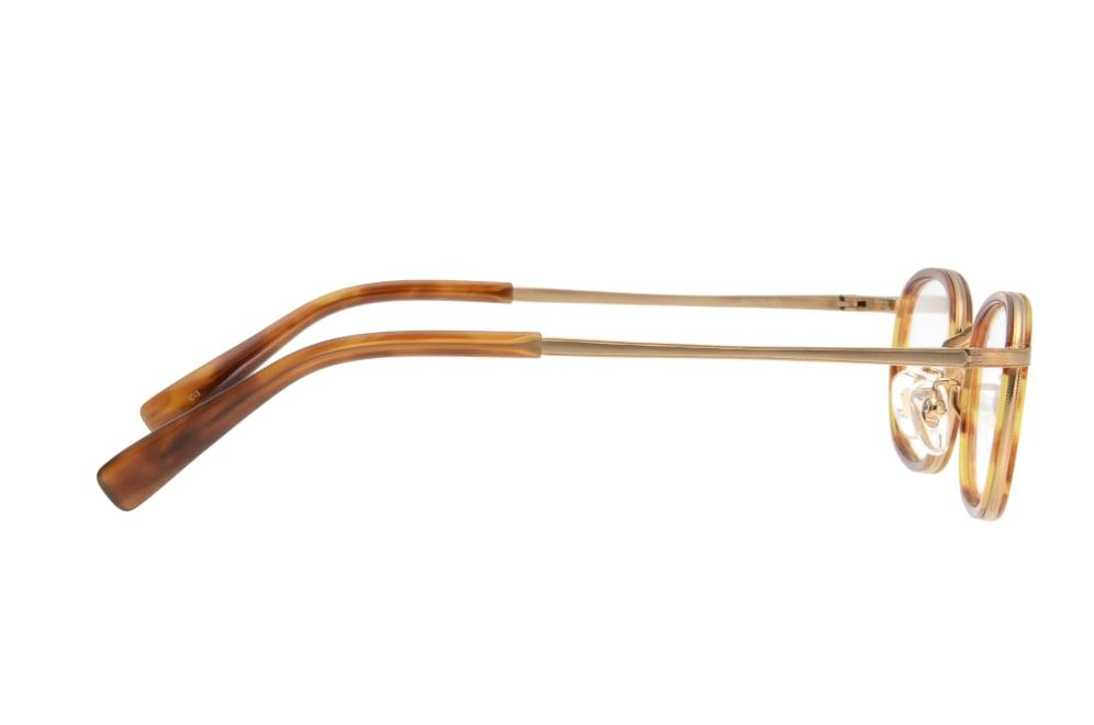 Oh My Glasses TOKYO Stuart omg-068-3-46 [鯖江産/ウェリントン/べっ甲柄]  1