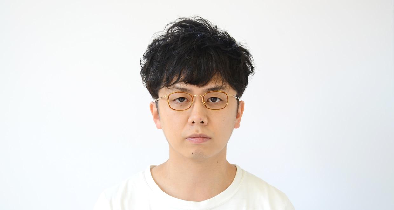 Oh My Glasses TOKYO Stuart omg-068-3-46 [鯖江産/ウェリントン/べっ甲柄]  5