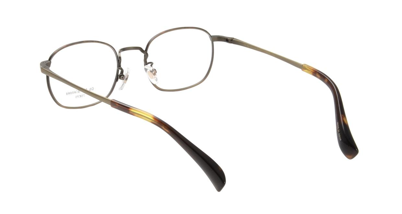 Oh My Glasses TOKYO Chris omg-069-2-48 [メタル/鯖江産/ウェリントン/べっ甲柄]  2