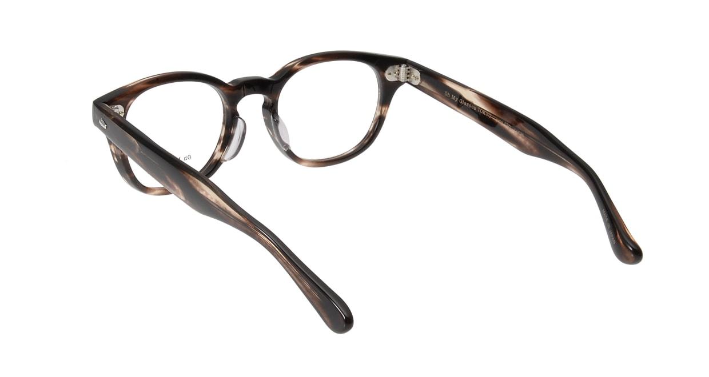 Oh My Glasses TOKYO Lucas omg-070-4-48 [鯖江産/丸メガネ/茶色]  2