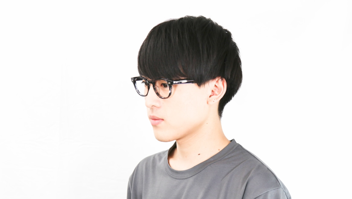 Oh My Glasses TOKYO Lucas omg-070-4-48 [鯖江産/丸メガネ/茶色]  6