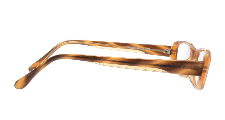 フランソワ パントン CARAMEL-D875-48 [スクエア/茶色]  1