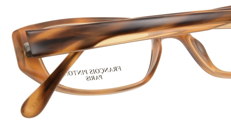 フランソワ パントン CARAMEL-D875-48 [スクエア/茶色]  4