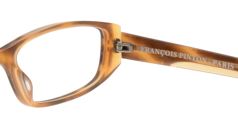 フランソワ パントン CARAMEL-D875-48 [スクエア/茶色]  5