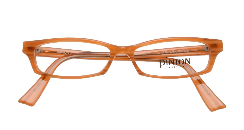 フランソワ パントン CLAC2-D322-48 [スクエア/オレンジ]  3