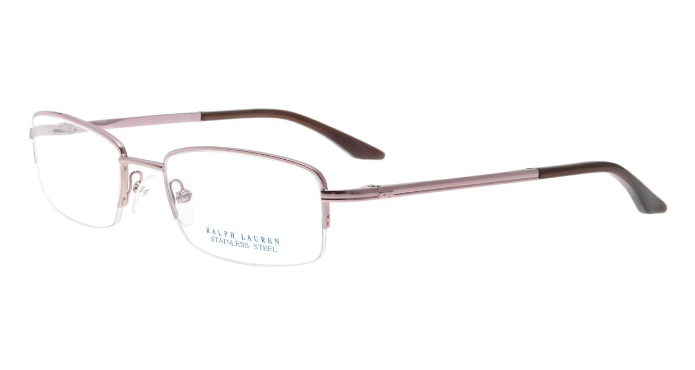 ラルフローレン RL1535-EHS [メタル/ハーフリム/スクエア/ピンク]