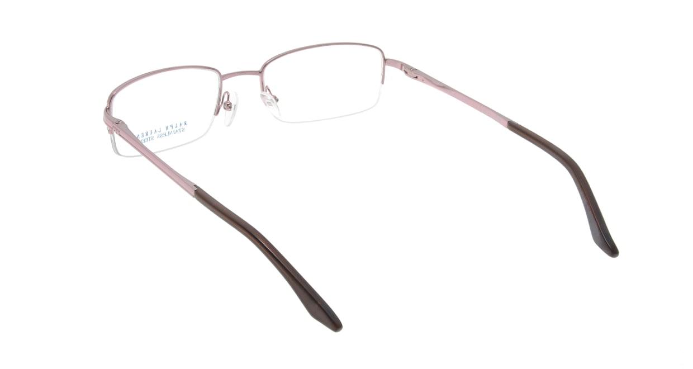ラルフローレン RL1535-EHS [メタル/ハーフリム/スクエア/ピンク]  2