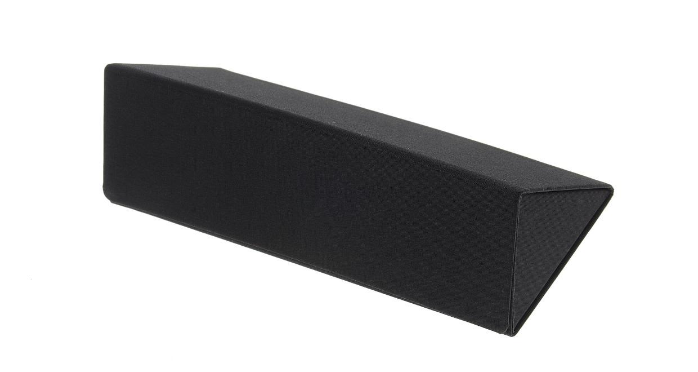 オンビート ONB-709H-BKS Shiny Black [メタル/鯖江産/ハーフリム/スクエア]  5