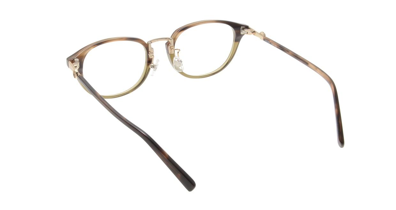 ヴィクター&ロルフ 70-5016-01 [丸メガネ/茶色]  2