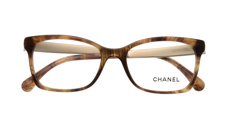 シャネル CH3332-1525-52 Fur Brown [ウェリントン/茶色]  3