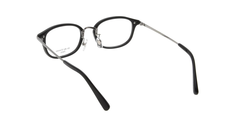 Oh My Glasses TOKYO Albert omg-071-4-21 [黒縁/鯖江産/ウェリントン]  2