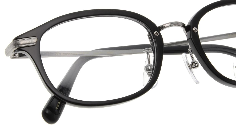 Oh My Glasses TOKYO Albert omg-071-4-21 [黒縁/鯖江産/ウェリントン]  4