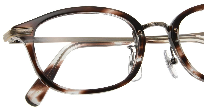 Oh My Glasses TOKYO Albert omg-071-18-12 [鯖江産/ウェリントン/べっ甲柄]  4