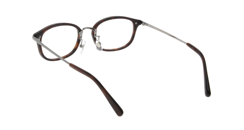 Oh My Glasses TOKYO Albert omg-071-59-12 [鯖江産/ウェリントン/茶色]  2