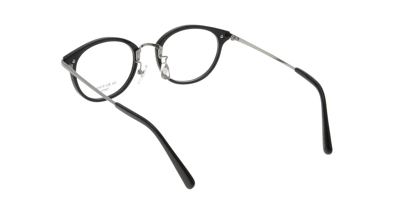 Oh My Glasses TOKYO Owen omg-072-19-21 [黒縁/鯖江産/丸メガネ]  2