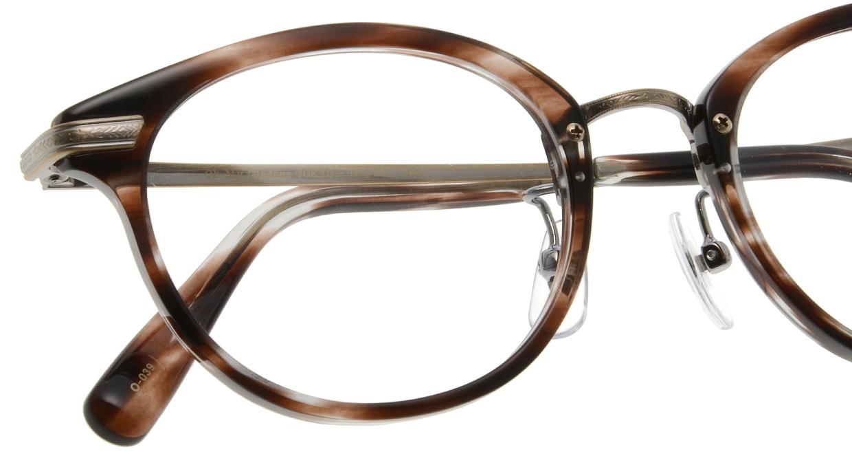 Oh My Glasses TOKYO Owen omg-072-18-12 [鯖江産/丸メガネ/べっ甲柄]  4