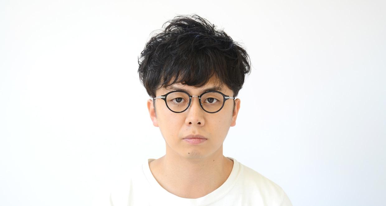 Oh My Glasses TOKYO Mickey omg-073-4-21 [黒縁/鯖江産/丸メガネ]  5