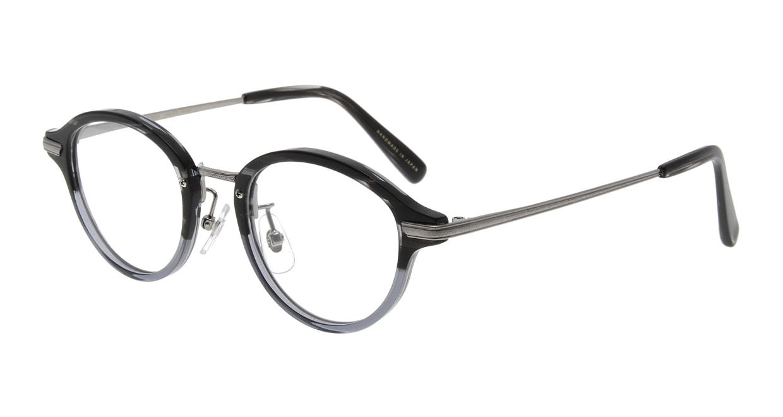 Oh My Glasses TOKYO Mickey omg-073-31-21 [鯖江産/丸メガネ/グレー]