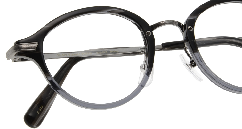 Oh My Glasses TOKYO Mickey omg-073-31-21 [鯖江産/丸メガネ/グレー]  4