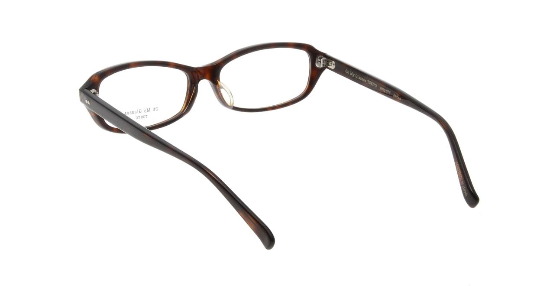 Oh My Glasses TOKYO James omg-075-050-52 [鯖江産/スクエア/べっ甲柄]  2