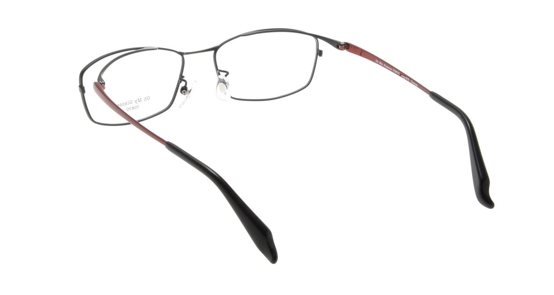 Oh My Glasses TOKYO Thomas omg-076-1-55 [メタル/鯖江産/ウェリントン]  2