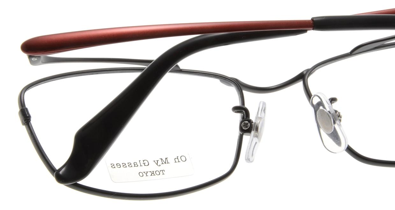 Oh My Glasses TOKYO Thomas omg-076-1-55 [メタル/鯖江産/ウェリントン]  5