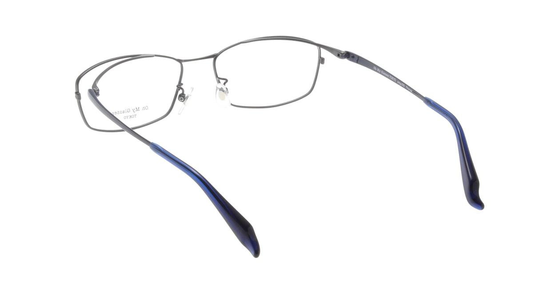 Oh My Glasses TOKYO Thomas omg-076-2-55 [メタル/鯖江産/ウェリントン]  2