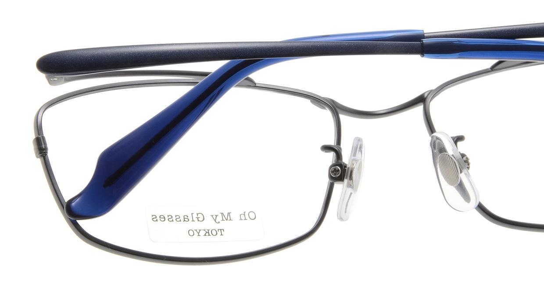 Oh My Glasses TOKYO Thomas omg-076-2-55 [メタル/鯖江産/ウェリントン]  5