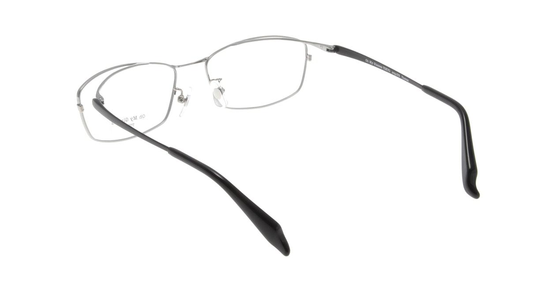 Oh My Glasses TOKYO Thomas omg-076-3-55 [メタル/鯖江産/ウェリントン/グレー]  2