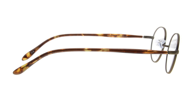 Oh My Glasses TOKYO Karl omg-079-4-44 [メタル/鯖江産/丸メガネ/茶色]  1