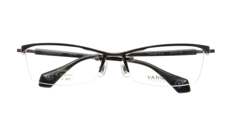 ヴァンキッシュVQ-1078-C-4-57-BK [メタル/なし/スクエア]  3