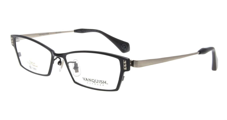 ヴァンキッシュ VQ-1070-C-4 BK [メタル/スクエア]