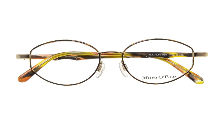 マルコポーロ MP5050-636-50 [メタル/オーバル/派手]  3