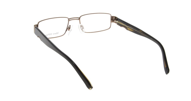 マルコポーロ MP5068-012-50 [メタル/スクエア/茶色]  2