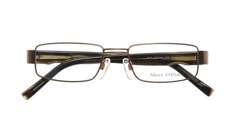 マルコポーロ MP5068-012-50 [メタル/スクエア/茶色]  3