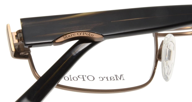 マルコポーロ MP5068-012-50 [メタル/スクエア/茶色]  4