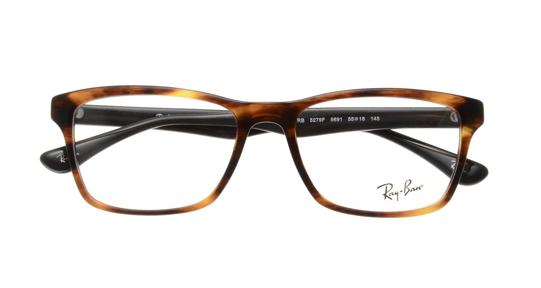 レイバン RX5279F-5691-55 [ウェリントン/べっ甲柄]  3