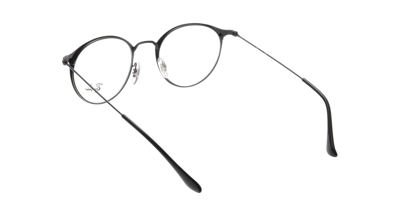レイバン RX6378-2904-49 [メタル/丸メガネ/茶色]  2