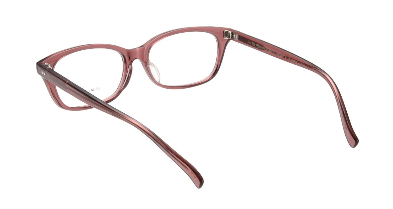 Oh My Glasses TOKYO Romans omg-074-040-53 [鯖江産/ウェリントン/ピンク]  2