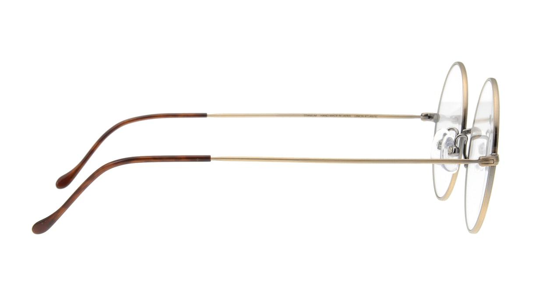 ユニオン アトランティック UA3614-13-48 [メタル/鯖江産/丸メガネ/茶色]  1