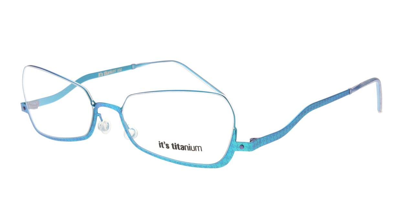 イッツチタニウム 932-c-ll [メタル/フォックス/緑]