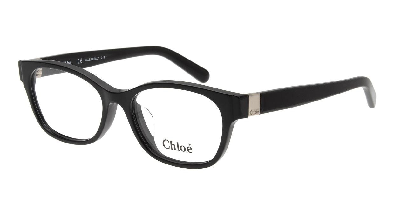 クロエ CE2701A-001 BLACK [黒縁/ウェリントン]