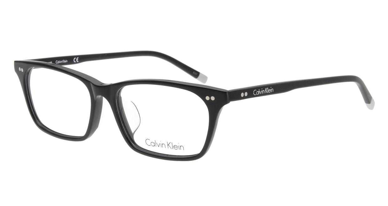 カルバンクライン CK5948A-001 BLACK [黒縁/ウェリントン]