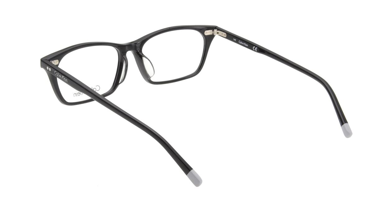 カルバンクライン CK5948A-001 BLACK [黒縁/ウェリントン]  2