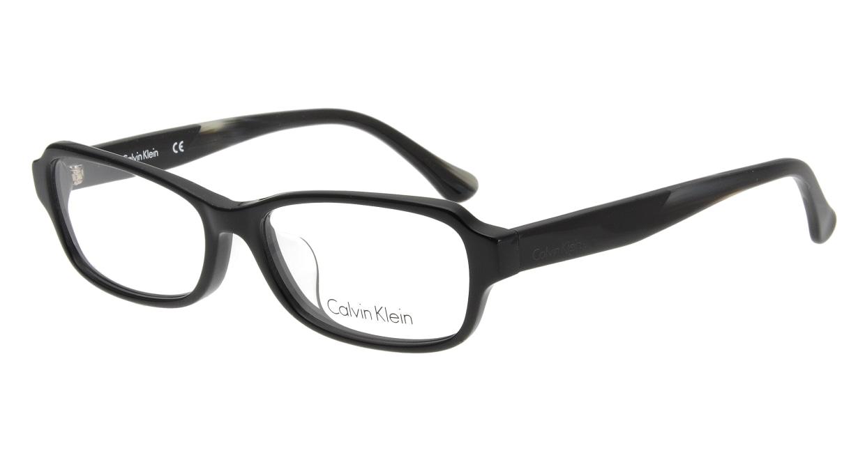 カルバンクライン CK5951A-001-54 BLACK [黒縁/スクエア]