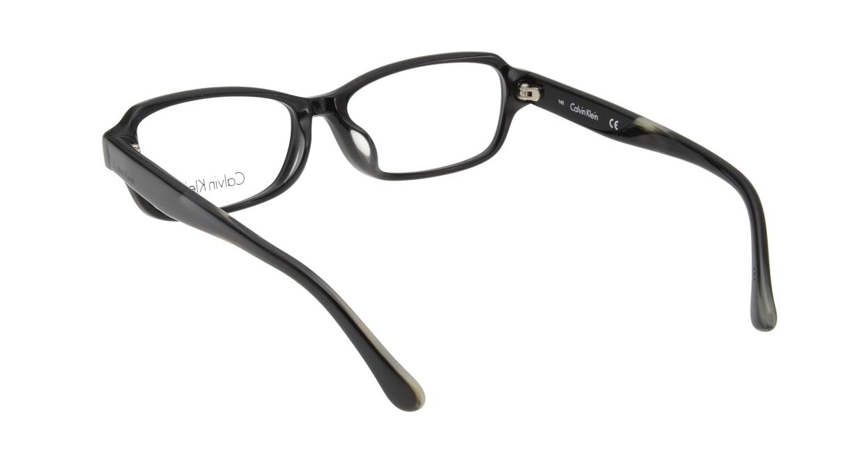 カルバンクライン CK5951A-001-54 BLACK [黒縁/スクエア]  2