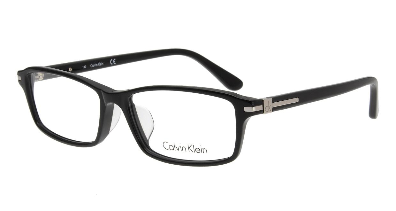 カルバンクライン CK5953A-001 BLACK [黒縁/スクエア]