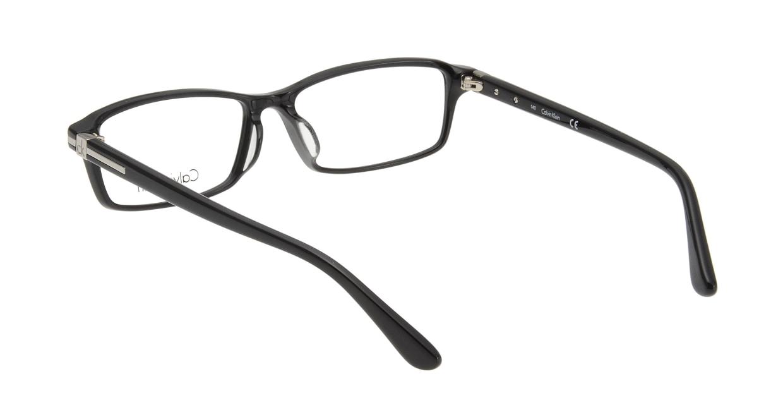 カルバンクライン CK5953A-001 BLACK [黒縁/スクエア]  2
