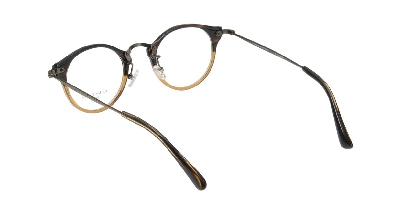 Oh My Glasses TOKYO Luke omg-025-21-13 [鯖江産/丸メガネ/茶色]  2