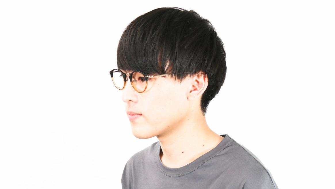 Oh My Glasses TOKYO Luke omg-025-21-13 [鯖江産/丸メガネ/茶色]  6
